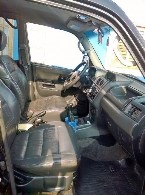 Mitsubishi Pajero Io SE 4x4 1.8 16V - Foto #5