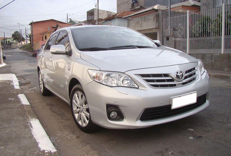 Toyota Corolla 2.0 Altis Multi-Drive S - Foto #1