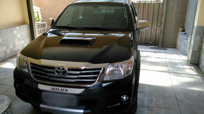 Toyota Hilux 3.0 TDI SRV Limited CD 4x4 - Foto #1