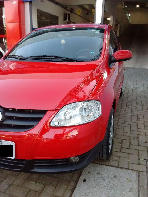 Volkswagen Fox Plus 1.6 8V (Flex) 4p - Foto #6