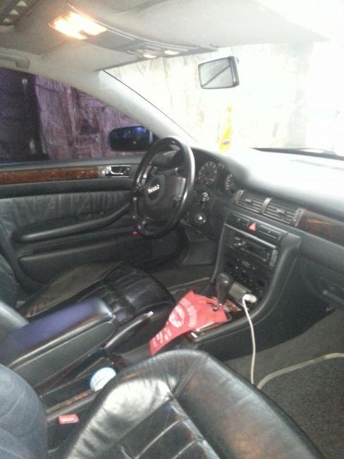 Audi A6 2.8 V6 30V (tiptronic) - Foto #3