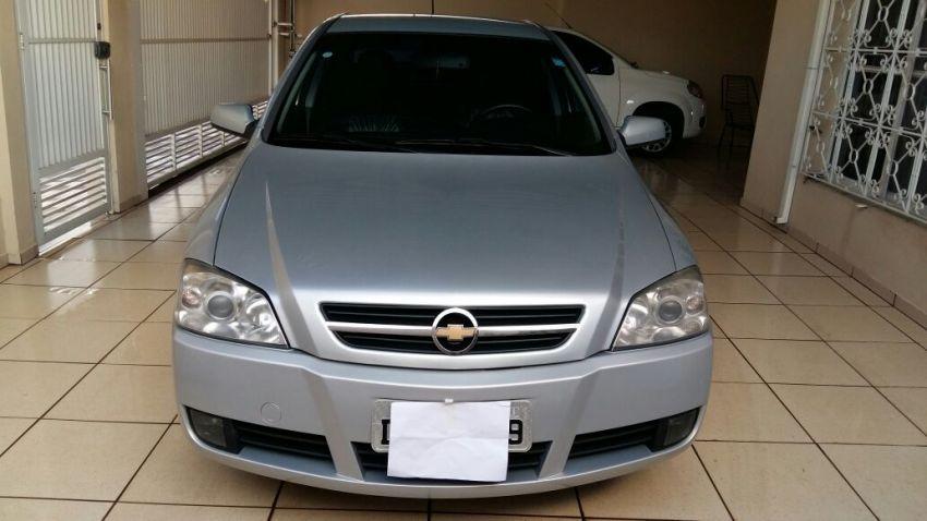 Chevrolet Astra Sedan Elite 2.0 (Flex) (Aut) - Foto #1