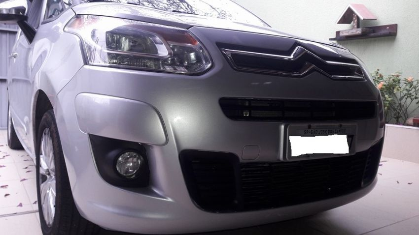 Citroën C3 Picasso Exclusive 1.6 VTI 120 (Flex) (Aut) - Foto #6