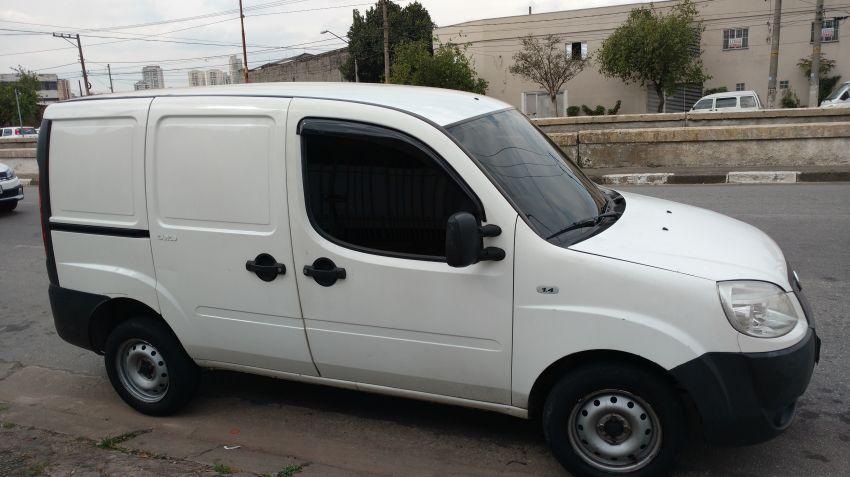 Fiat Doblò Cargo 1.4 8V (Flex) - Foto #4