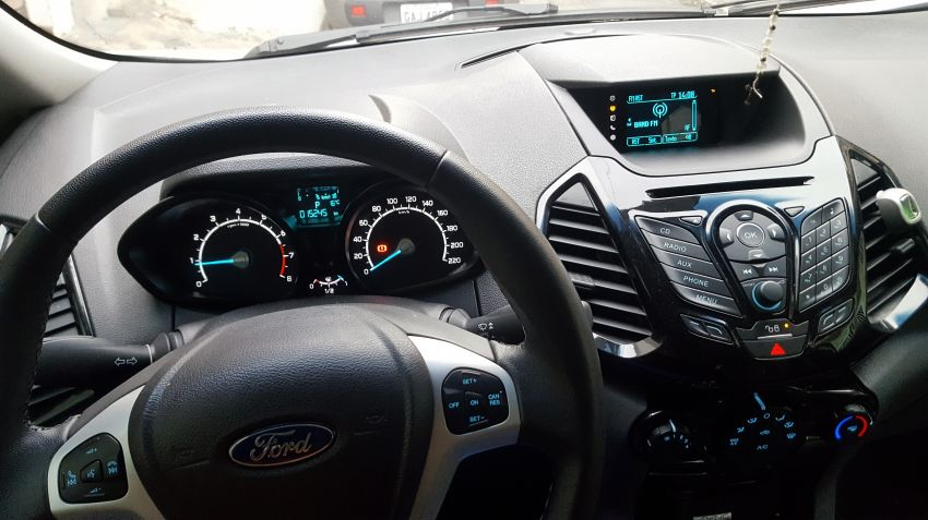Ford Ecosport Freestyle Powershift 2.0 16V (Flex) - Foto #4