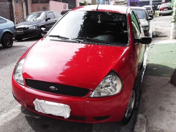 Ford Ka GL 1.0 L - Foto #4
