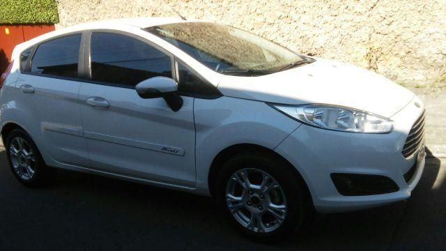 Ford New Fiesta SE 1.6 16V - Foto #1