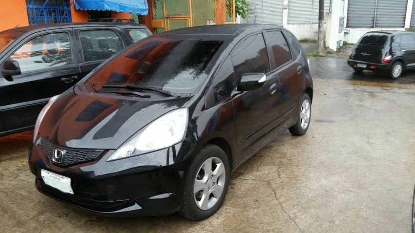 Honda Fit EX 1.5 16V (flex) - Foto #2
