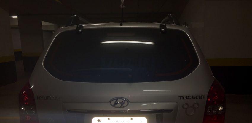 Hyundai Tucson 2.0L 16v GLS Top (Flex) (Aut) - Foto #3