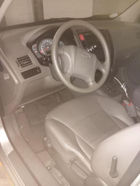 Hyundai Tucson 2.0L 16v GLS Top (Flex) (Aut) - Foto #10