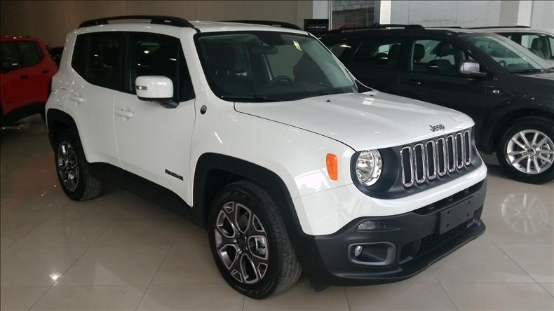 Jeep Renegade Longitude 1.8 (Flex) (Aut) - Foto #1
