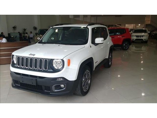 Jeep Renegade Longitude 1.8 (Flex) (Aut) - Foto #2