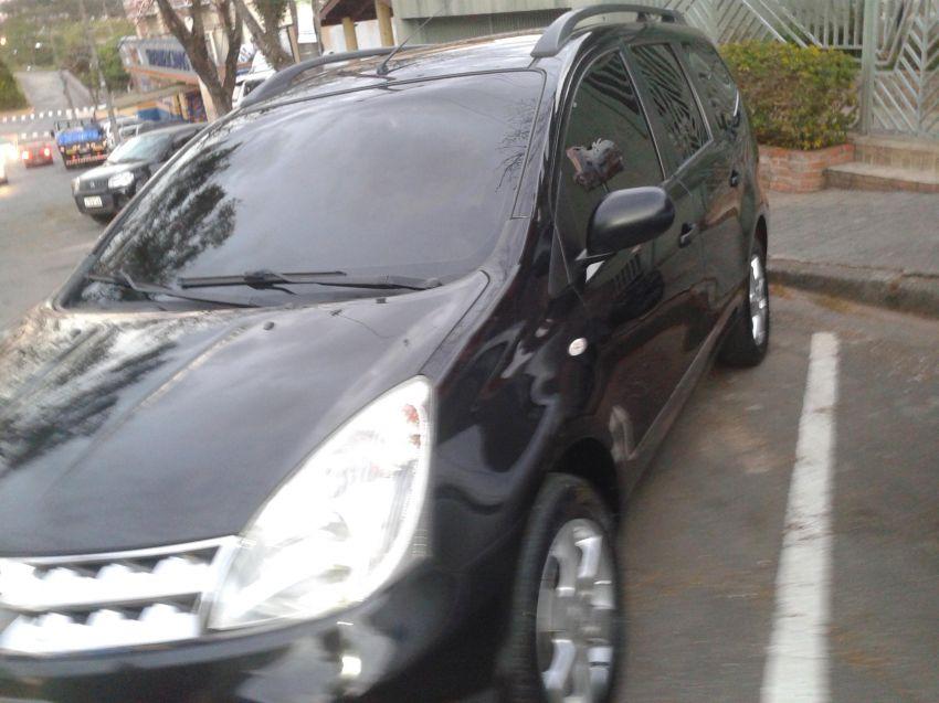 Nissan Grand Livina S 1.8 16V (flex) - Foto #2