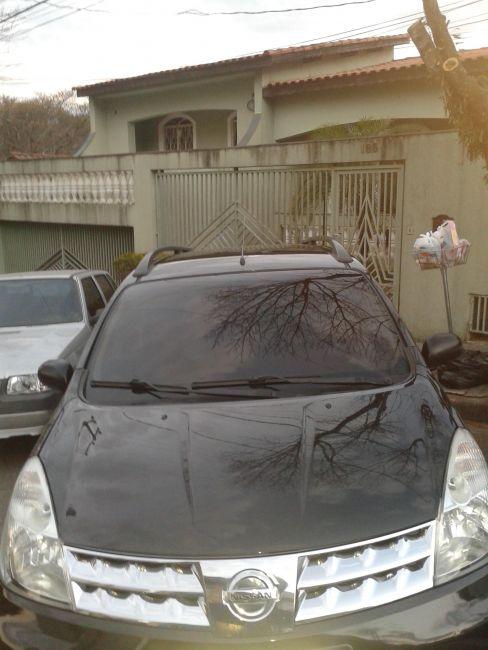 Nissan Grand Livina S 1.8 16V (flex) - Foto #4