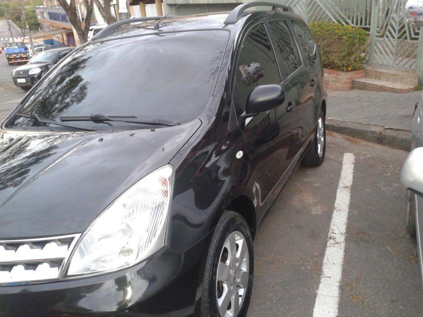 Nissan Grand Livina S 1.8 16V (flex) - Foto #9