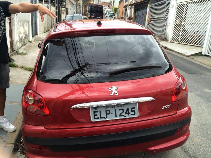 Peugeot 207 Hatch XS 1.6 16V (flex) - Foto #8