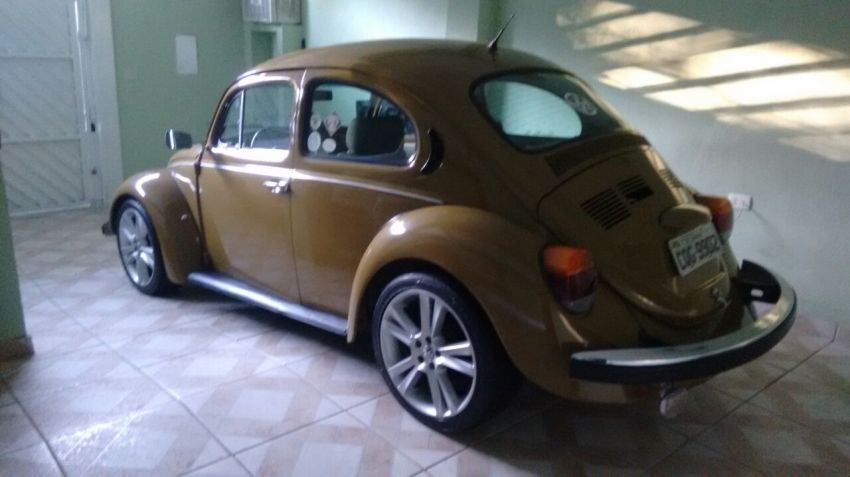 Volkswagen Fusca 1600 - Foto #6