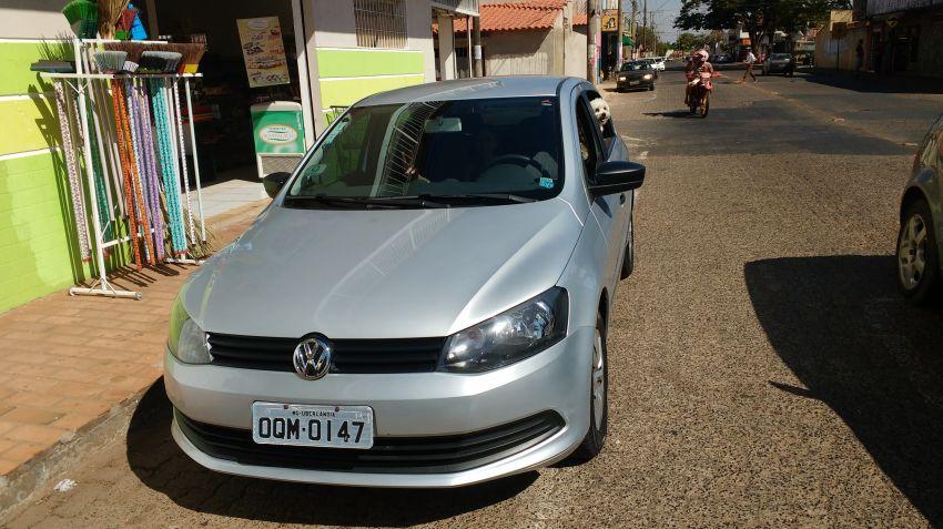 Volkswagen Gol City 1.6 MI (Flex) - Foto #2