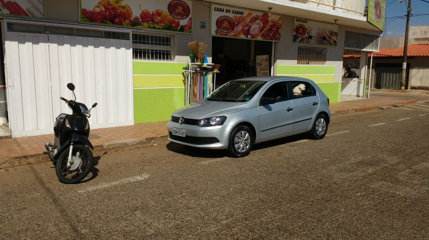 Volkswagen Gol City 1.6 MI (Flex) - Foto #4