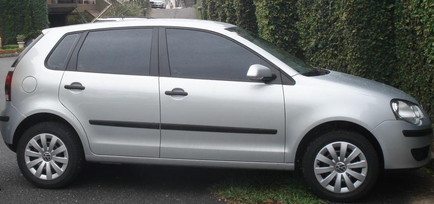 Volkswagen Polo Hatch. 1.6 8V I-Motion (Flex) (Aut) - Foto #4