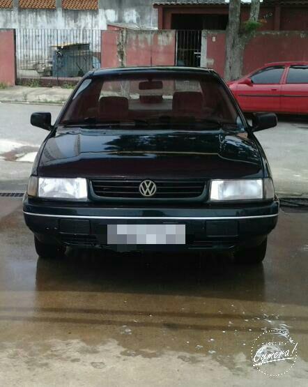 Volkswagen Santana Evidence 2.0 MI (nova série) - Foto #1