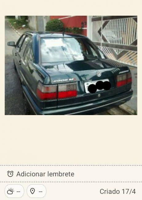 Volkswagen Santana Evidence 2.0 MI (nova série) - Foto #2