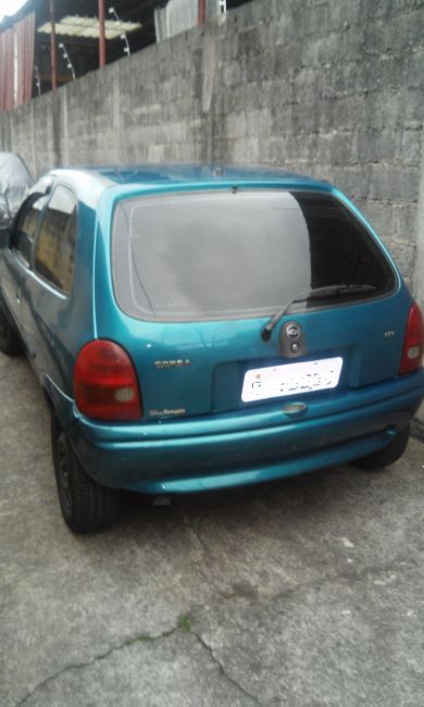 Chevrolet Corsa Hatch Wind Super 1.0 EFi - Foto #2
