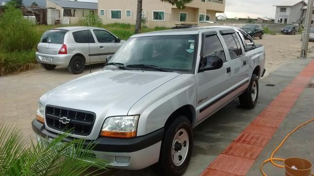 Chevrolet S10 4x2 2.8 (Cab Dupla) - Foto #2