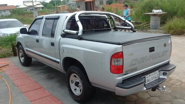 Chevrolet S10 4x2 2.8 (Cab Dupla) - Foto #4