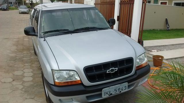 Chevrolet S10 4x2 2.8 (Cab Dupla) - Foto #5