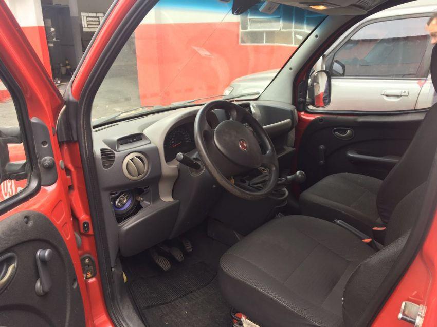 Fiat Doblò Cargo 1.8 16V (Flex) - Foto #3