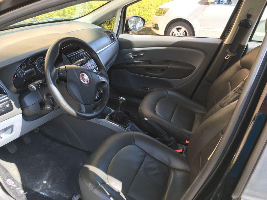 Fiat Linea 1.8 16V Essence - Foto #4