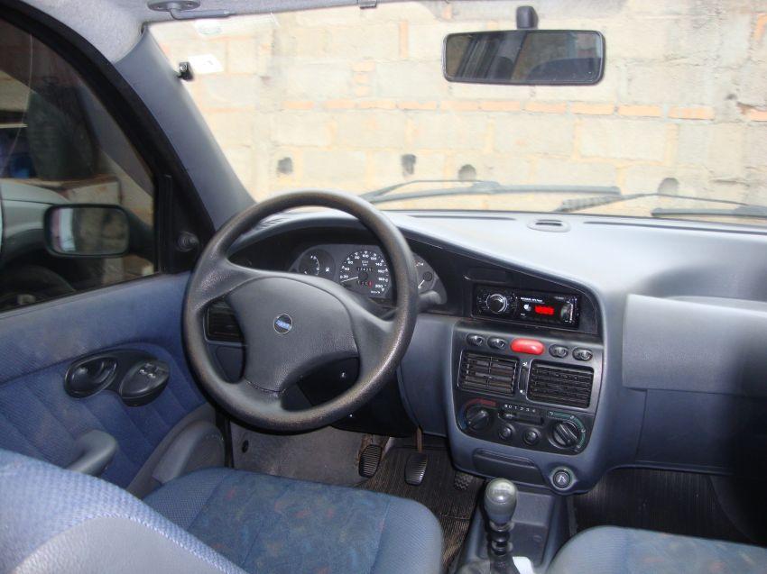 Fiat Palio 1.6 MPi 16V 4p - Foto #1