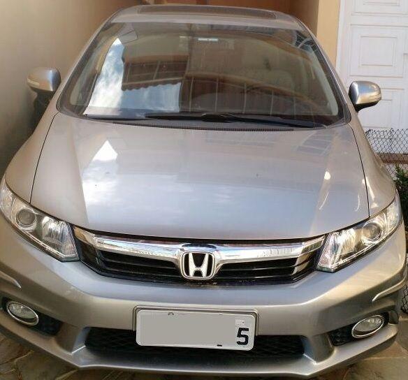 Honda New Civic EXR 2.0 i-VTEC (Flex) (Aut) - Foto #4