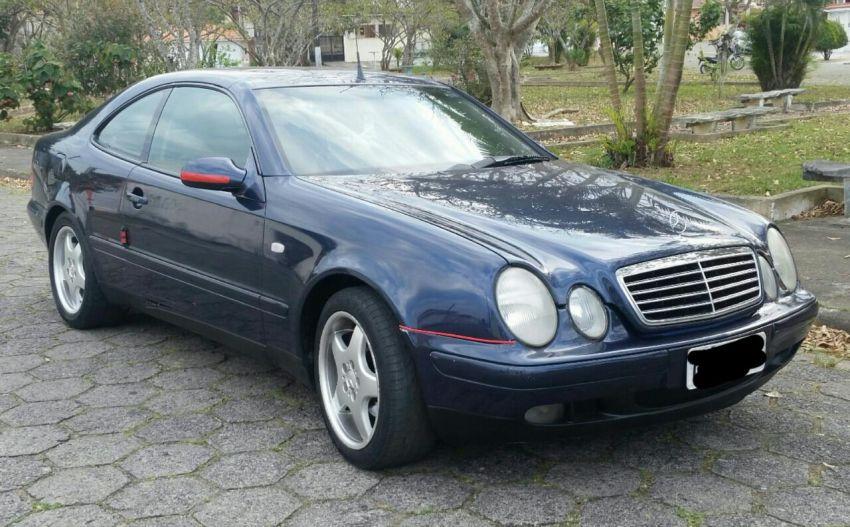 Mercedes-Benz CLK 230 Kompressor - Foto #1