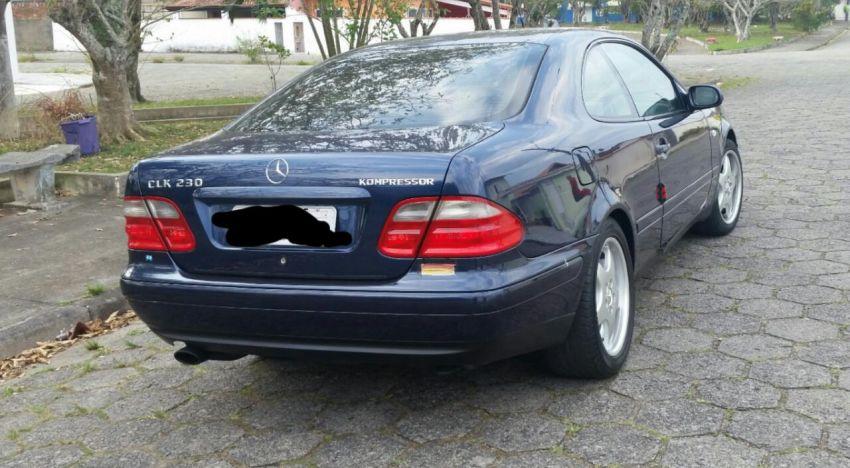 Mercedes-Benz CLK 230 Kompressor - Foto #2