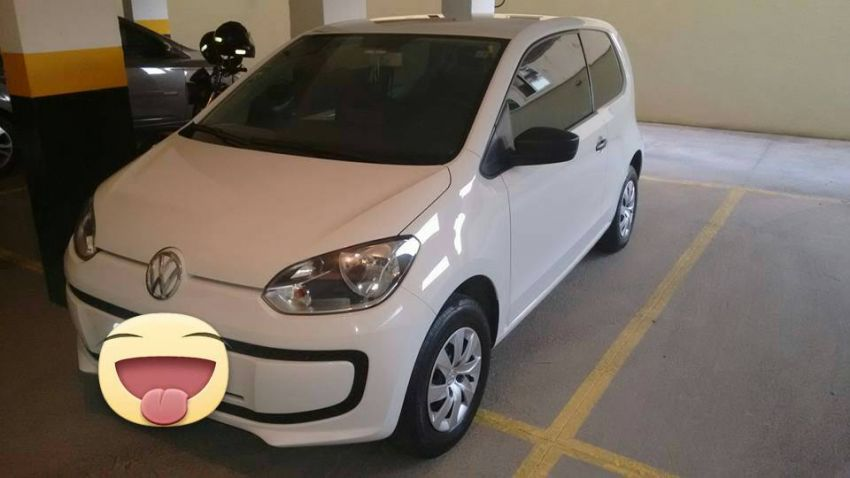 Volkswagen Up! 1.0 12v E-Flex take up! 2p - Foto #5