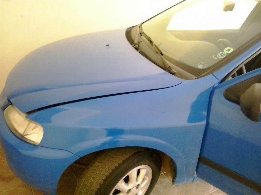 Chevrolet Celta 1.0 VHC - Foto #8