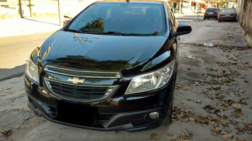 Chevrolet Prisma 1.0 SPE/4 LT - Foto #5