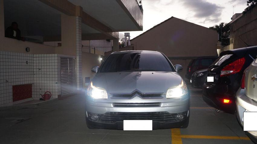 Citroën C4 Pallas Exclusive Pack 2.0 16V (aut) - Foto #3