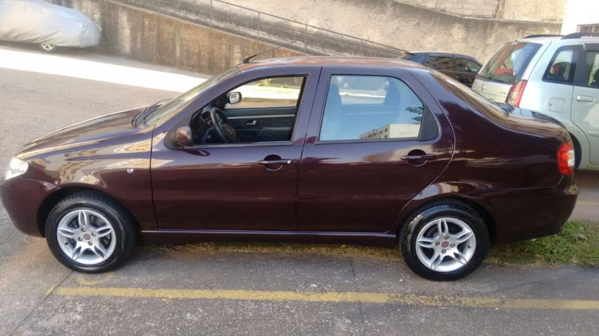 Fiat Siena HLX 1.8 8V (Flex) - Foto #2