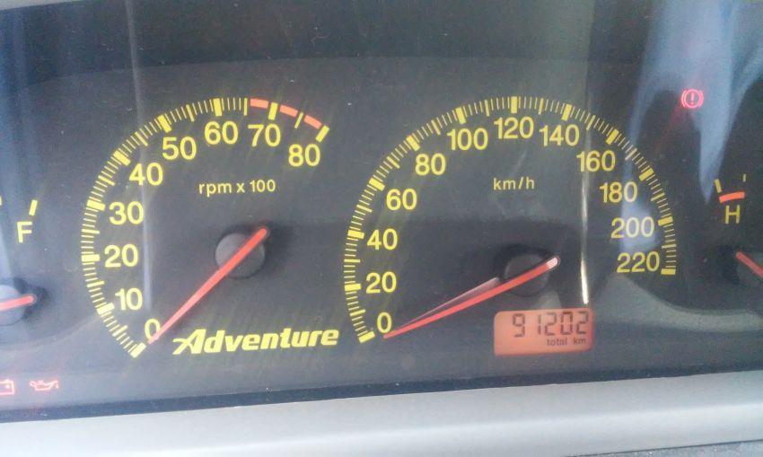 Fiat Strada Adventure 1.8 8V (Cab Estendida) - Foto #3