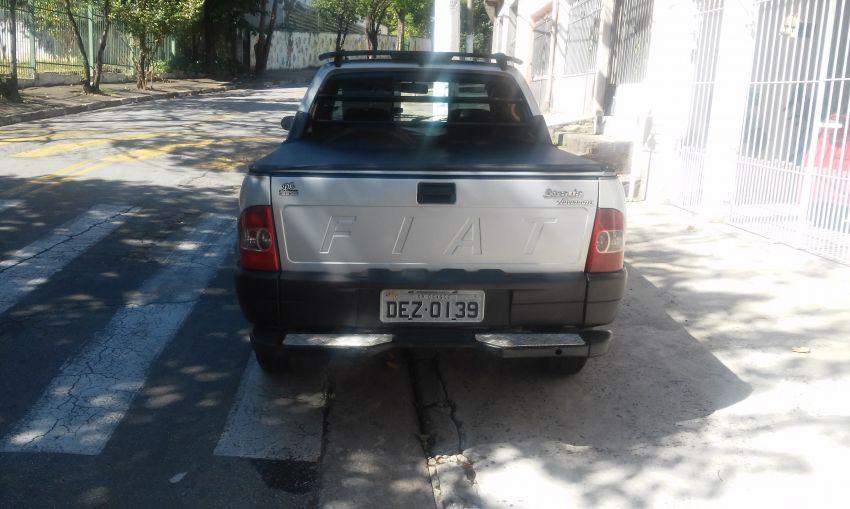 Fiat Strada Adventure 1.8 8V (Cab Estendida) - Foto #7