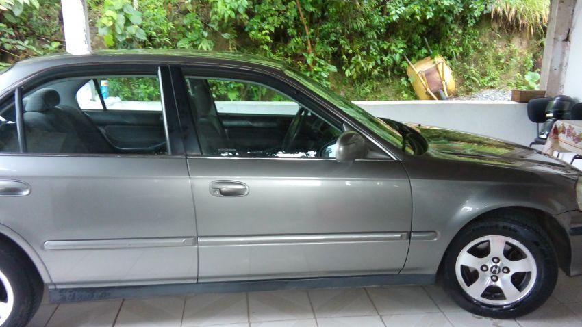 Honda Civic Sedan LX 1.6 16V - Foto #5