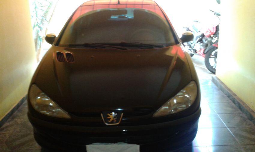 Peugeot 206 Hatch. Soleil 1.0 16V - Foto #2