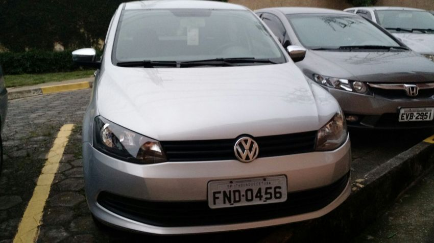 Volkswagen Gol 1.0 TEC (Flex) 4p - Foto #1