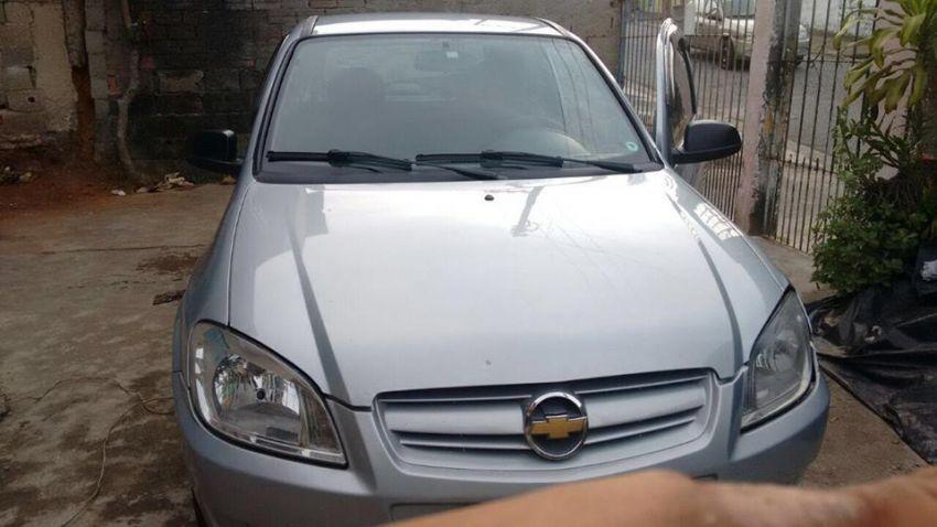 Chevrolet Celta Spirit 1.0 VHC (Flex) 2p - Foto #3