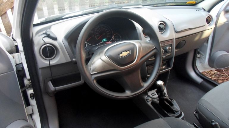 Chevrolet Prisma 1.4 8V LT Econoflex - Foto #5