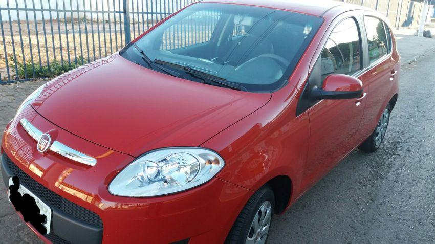 Fiat Palio Attractive 1.4 Evo (Flex) - Foto #1
