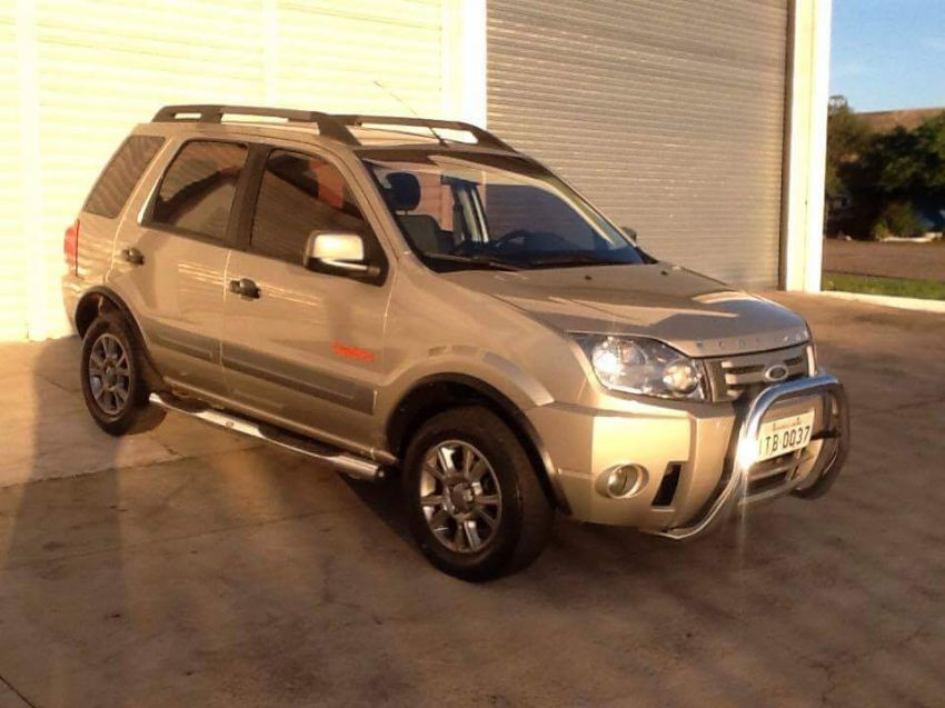 Ford Ecosport Freestyle 1.6 16V (Flex) - Foto #6